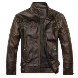 Men Genuine LeNew arrive brand motorcycle leather jacket men, men's leather jacket jaqueta de couro masculina,mens leather jacke