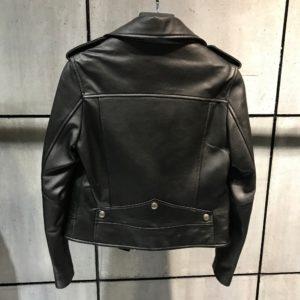 women genuine leather jacket fashion lady real sheep leather blazer